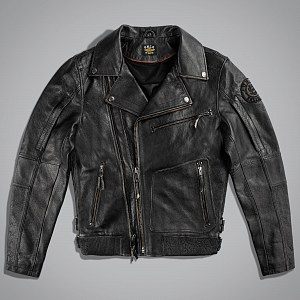 Куртка мужская VINTAGE JACKET LEATHER