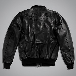 Куртка мужская AIRFORCE JACKET LEATHER