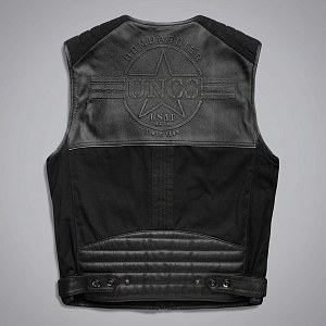 Жилет мужской DURANGO LEATHER VEST